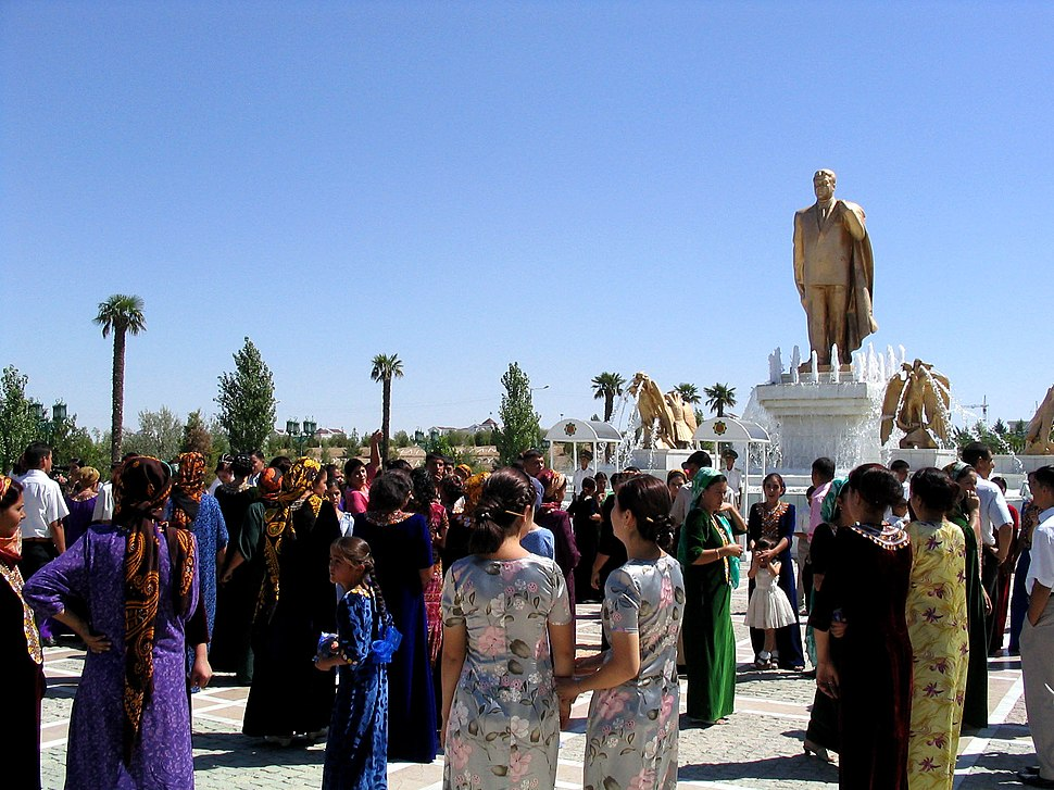 Turkmenistan Wedding
