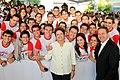 Turma de Medicina UPE Garanhuns com Dilma Rousseff.jpg