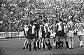 Twente tegen Feijenoord 0-1 Feijenoord kampioen van Nederland in eredivisie, Bestanddeelnr 922-4612.jpg