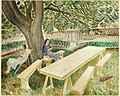 Two Women in a Garden (Ravilious).jpg