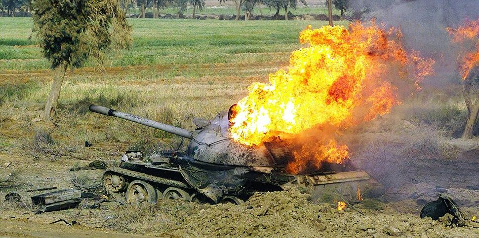 Type 69 Iraq