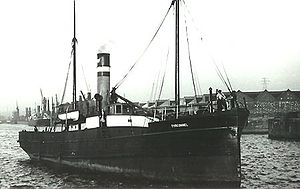 SS Tyrconnel (1892) - Image: Tyrconnel 1892 01