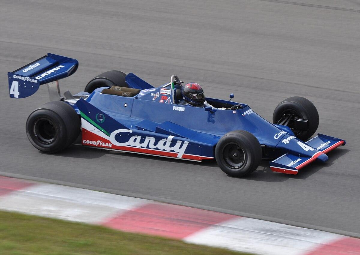 Tyrrell 009 - Wikipedia