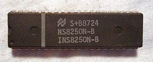 8250 UART - NS 8250B