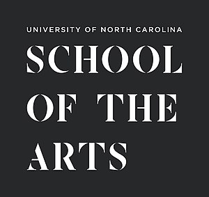 University of North Carolina School of the Arts - Image: UNCSA Stacked Logo
