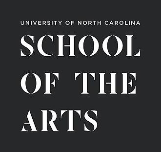 University of North Carolina School of the Arts - Image: UNCSA Stacked Logo