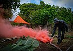 US, Japanese Airmen conduct survival training during Cope North 16 160216-F-CH060-551.jpg