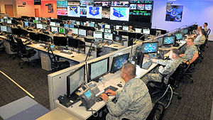 328th Weapons Squadron - USAF Cyberwarriors at the 624th Operations Center, located at Joint Base San Antonio, Texas