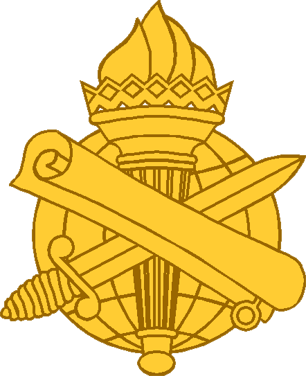 Branch insignia of the Civil Affairs Corps
