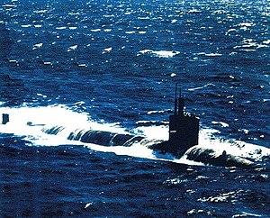 USS Batfish;0868101