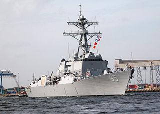 USS <i>James E. Williams</i>