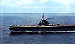 USS Lexington (CVA-16) launching planes in 1956.jpg