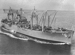 USS <i>Shasta</i> (AE-6)