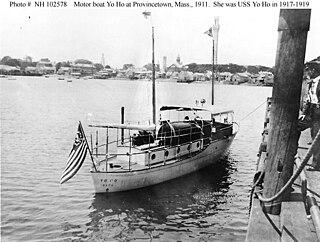 USS <i>Yo Ho</i> (SP-463)