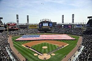 2010 Chicago White Sox season - 2010 White Sox Opening Day.
