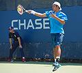 US Open Tennis - Qualies - Aslan Karatsev (RUS) def. Tatsuma Ito (JPN) (4) (20700181970).jpg