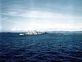 US and British ships in Sagami Wan in August 1945.jpg