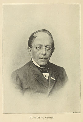 Hanns Bruno Geinitz
