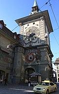 """Uhrturm """"Zytglogge"""" in Bern, Schweiz.jpg"""