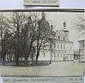 Ukraine, Kiew, Uspenskij Kathedrale, Seitenansicht, Foto 1918.JPG