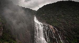 Siddapura, Uttara Kannada - Unchalli Falls Siddapur
