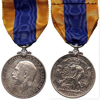 Union of South Africa Commemoration Medal