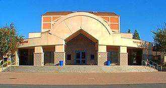 University High School (Irvine, California) - University High's Theatre