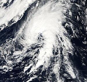 2005 Azores subtropical storm - Image: Unnamed subtropical storm (2005)