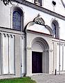 Unteressendorf Pfarrkirche außen Westfassade 02.jpg