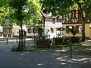 Unterliederbach Marktplatz 2