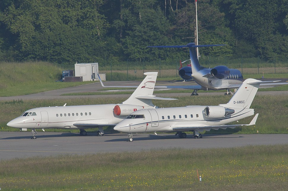 Untitled Canadair CL-600-2B16 Challenger 604; D-AMSC@ZRH;08.06.2013 (8990272109)