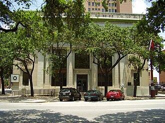 National Urban League - Houston Area Urban League building in Downtown Houston