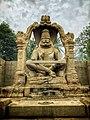 Urga Narasimha Statue, Hampi.jpg