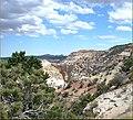 Utah, Badlands, I-70 8-31-12h (8307968102).jpg