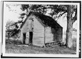 VIEW FROM NORTHWEST - Johannes Decker Ice House, Wallkill, Ulster County, NY HABS NY,56-SHWA,3C-1.tif