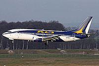 VP-BJY - A320 - Aeroflot