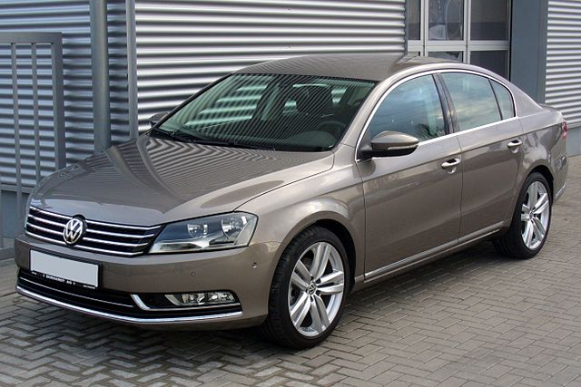 Passat (Type 3C) - VW