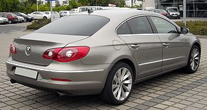VW Passat CC rear 20090608.jpg