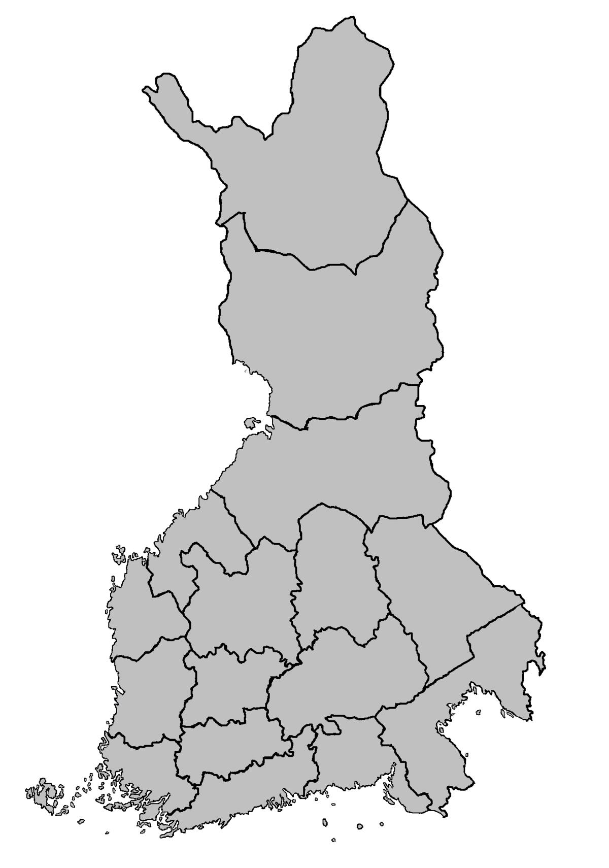 Suomen Vaalipiirit