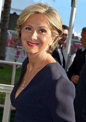 Valérie Pécresse - Image: Valérie Pécresse Cannes 2016