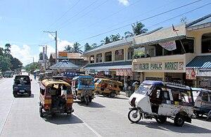 Valencia, Bohol - Valencia Public Market