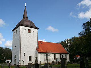 Vallda Place in Halland, Sweden