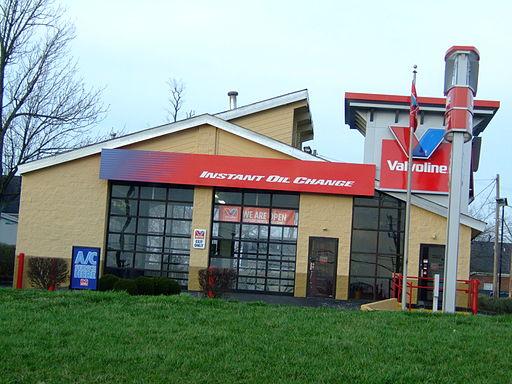 Valvoline Instant Oil Change outlet (Lexington, Kentucky - March 2007)