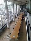 van nellefabriek - tafeltje - wlm 2011 - alice - 1 ou 2 palavrinhas