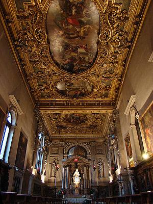 Santi Giovanni e Paolo, Venice - Image: Veneto Venezia 5 tango 7174