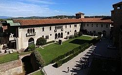Verona, castelvecchio, museo 01.jpg