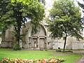 Veurne - Sint-Walburgakerk - Unfinished tower.jpg