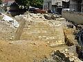 Viarmes (95), fouilles du château médiéval 1.JPG
