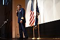 Vice Adm. Karl Schultz speaks during a Veterans Day event at NSU 171109-G-XX113-057.jpg