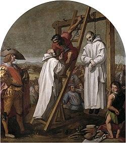 Vicente carducho. pinturas para la cartuja de el paular. 13